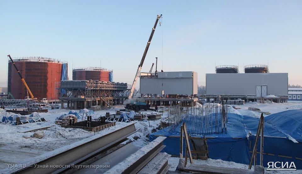 Несколько районов Якутска остались без света из-за сбоя вработе ГРЭС-2