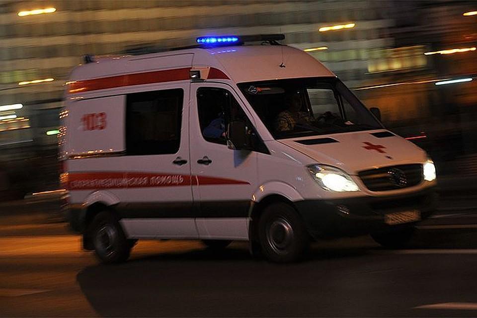 ВПетербурге неизвестный избил ирасстрелял жителя города наулице