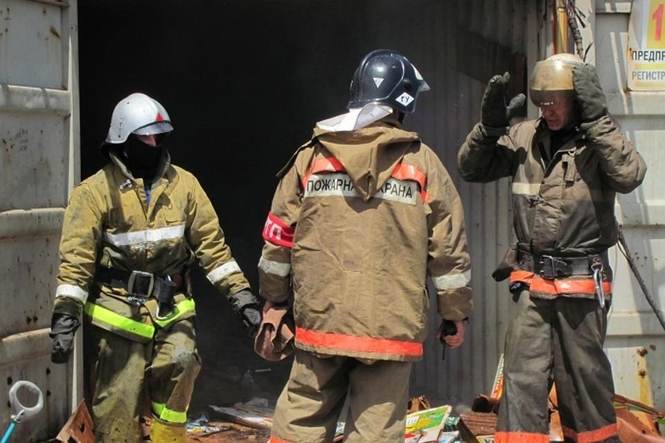 ВРостовской области впожаре в личном доме умер человек