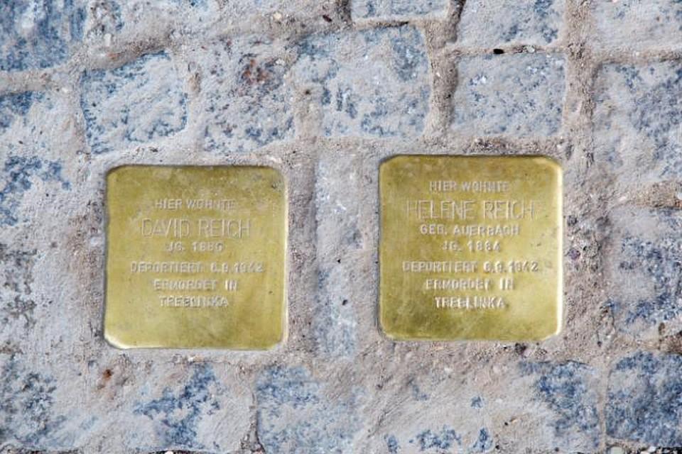 Избрусчатки Берлина украли 12 «камней преткновения»— мини-памятников жертвам нацизма