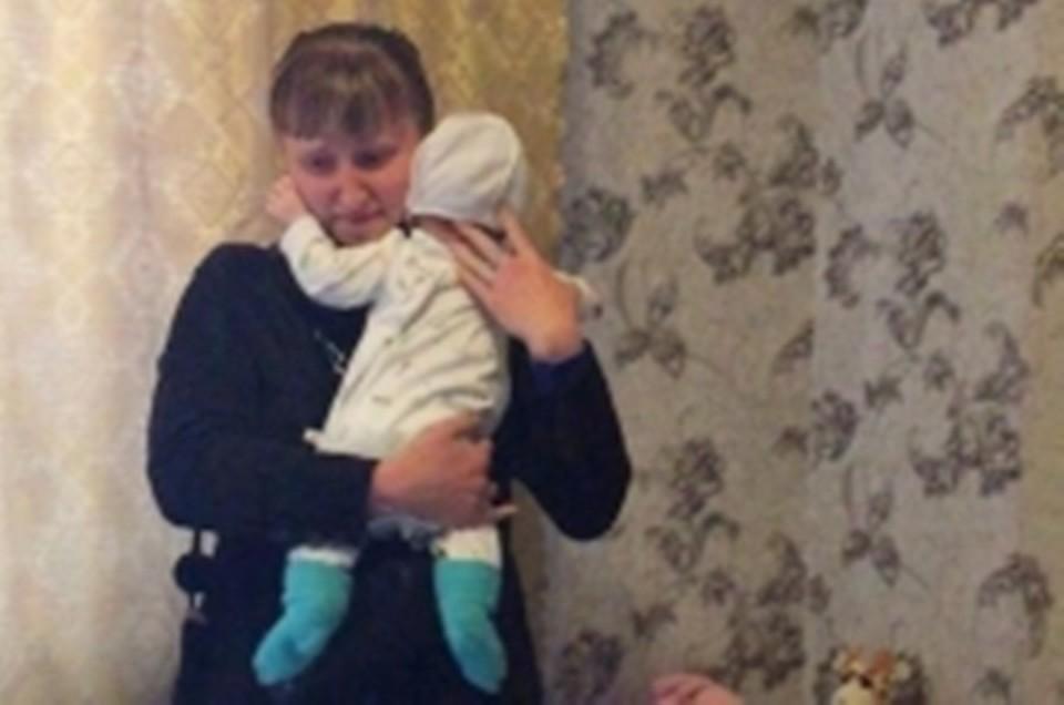 ВСочи женщине вернули похищенного отцом грудного ребенка