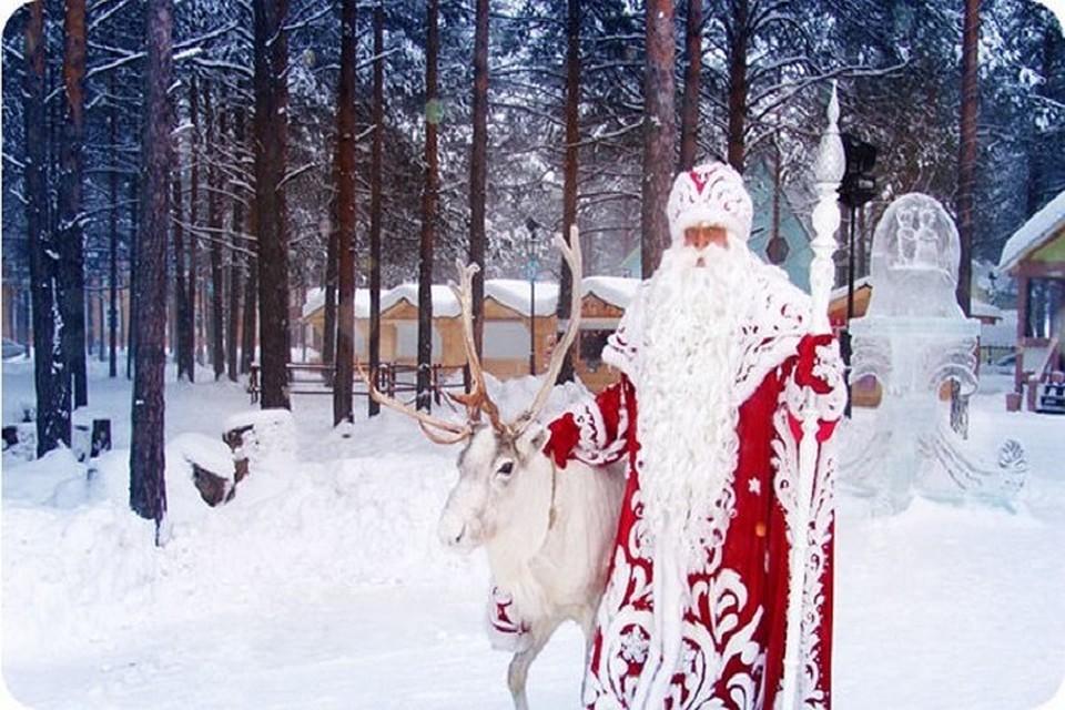 Дед Мороз приедет в Чебоксары 25 ноября