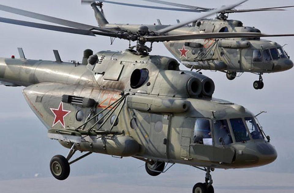 РФ  перебросила вТаджикистан около 40 самолетов ивертолетов