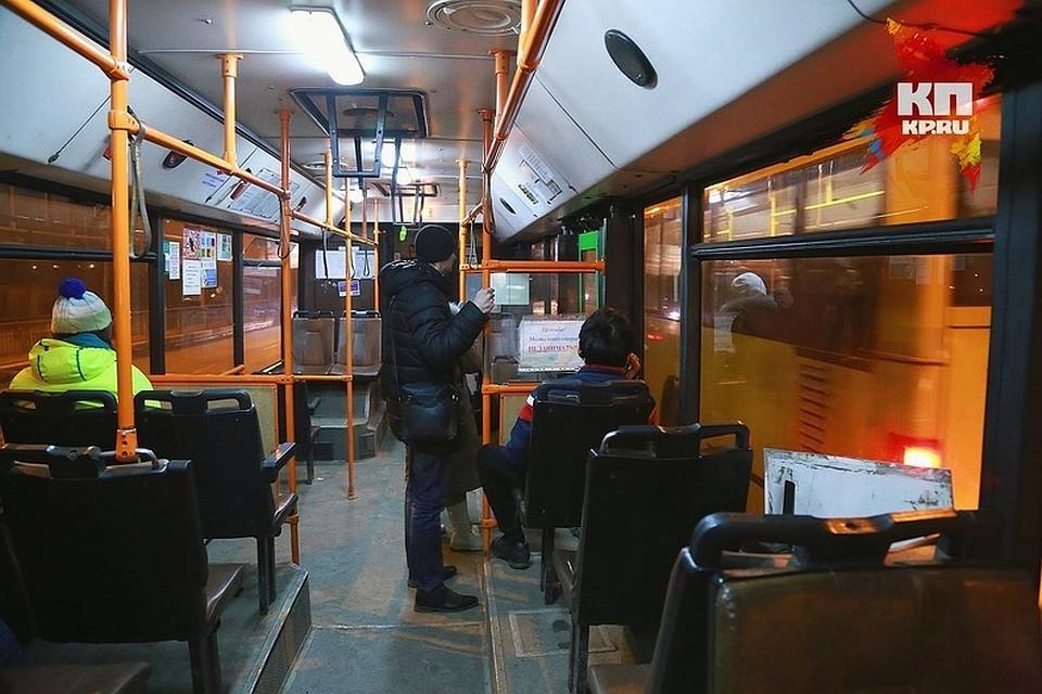 ВКрасноярске появятся безлимитные проездные на публичный транспорт