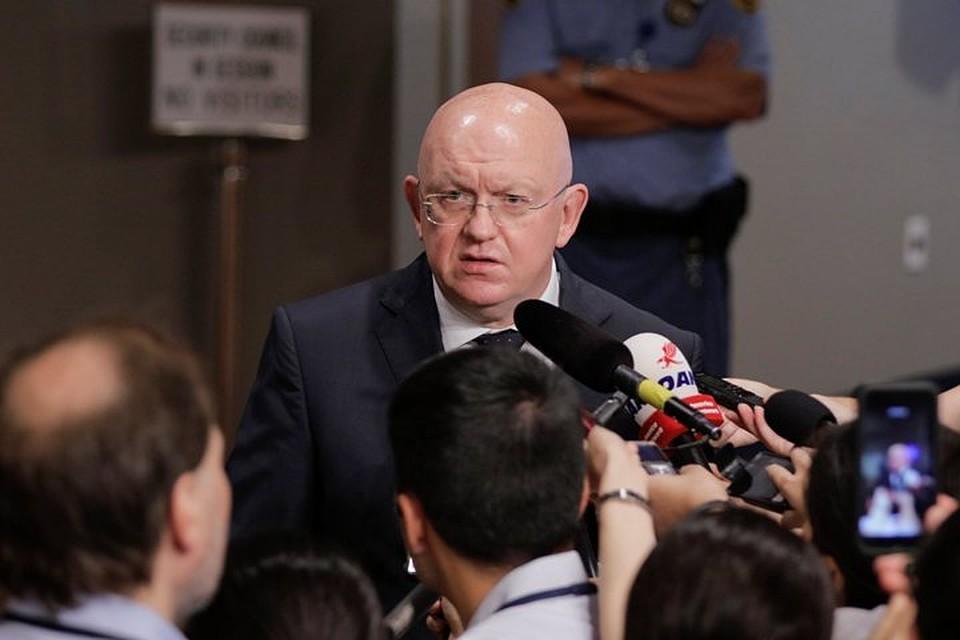Русская  делегация неучаствовала вовстречеСБ ООН поВенесуэле