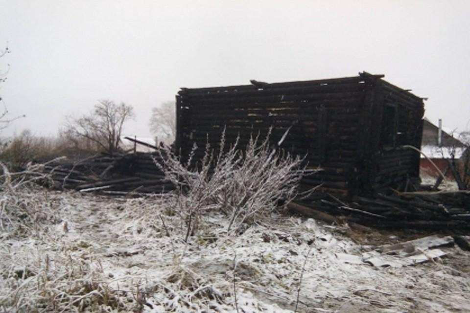 ВТверской области два человека сгорели вовремя пожара вдоме