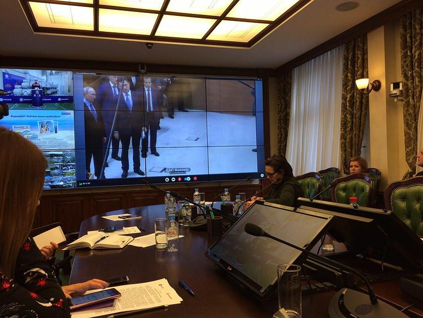Владимир Путин примет участие взапуске подстанции «Стадион» вСамаре