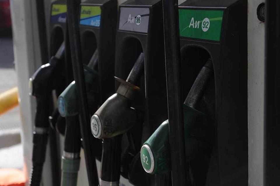 Цены набензин вВологде увеличились больше всех в РФ