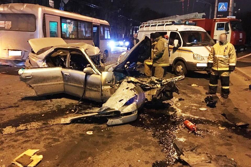 Яндекс назвал самые аварийные участки вЕкатеринбурге