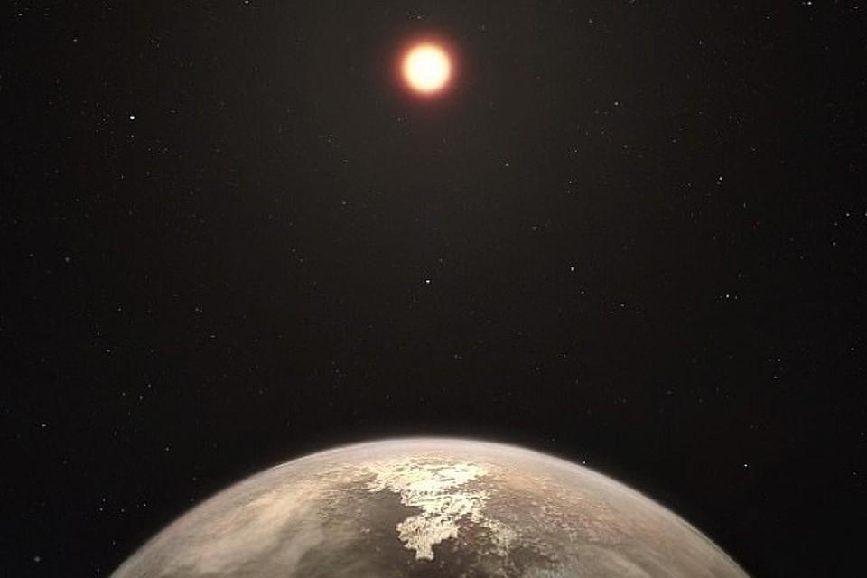 Найдена планета, накоторой год проходит задесять земных дней