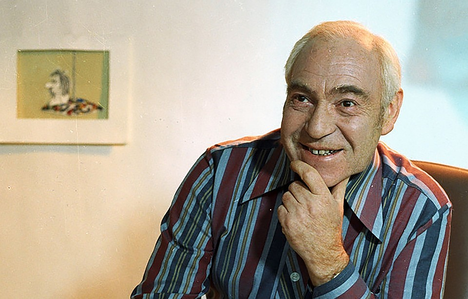 Выставка вчесть 100-летия Фёдора Хитрука открылась в северной столице