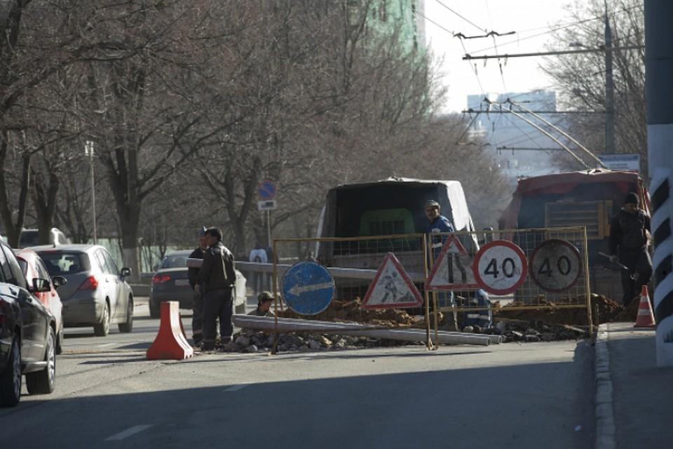 Неменее 2 млрд руб. выделят наремонт дорог вКомсомольске-на-Амуре