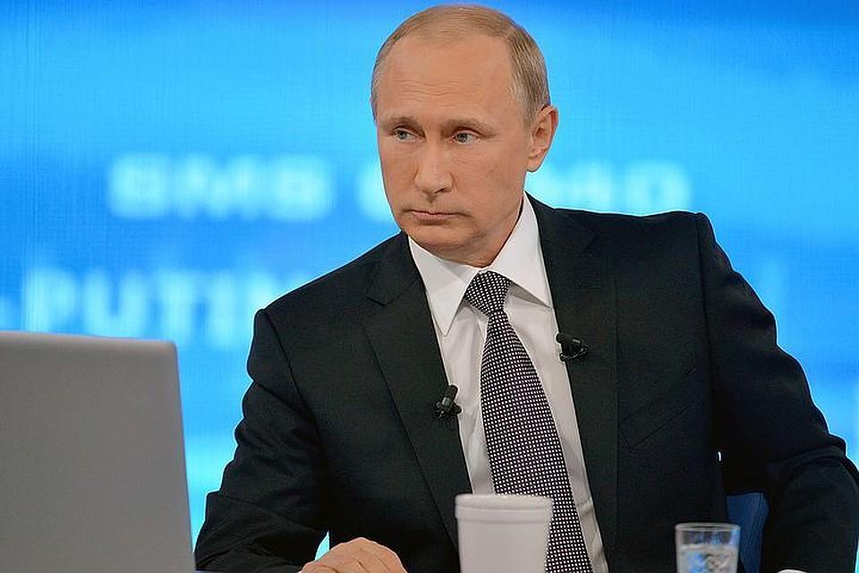 Путин: Санкт-Петербург примет интернациональную театральную Олимпиаду