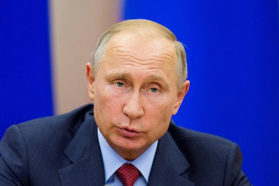 Путин встретится спрезидентом Судана 23ноября