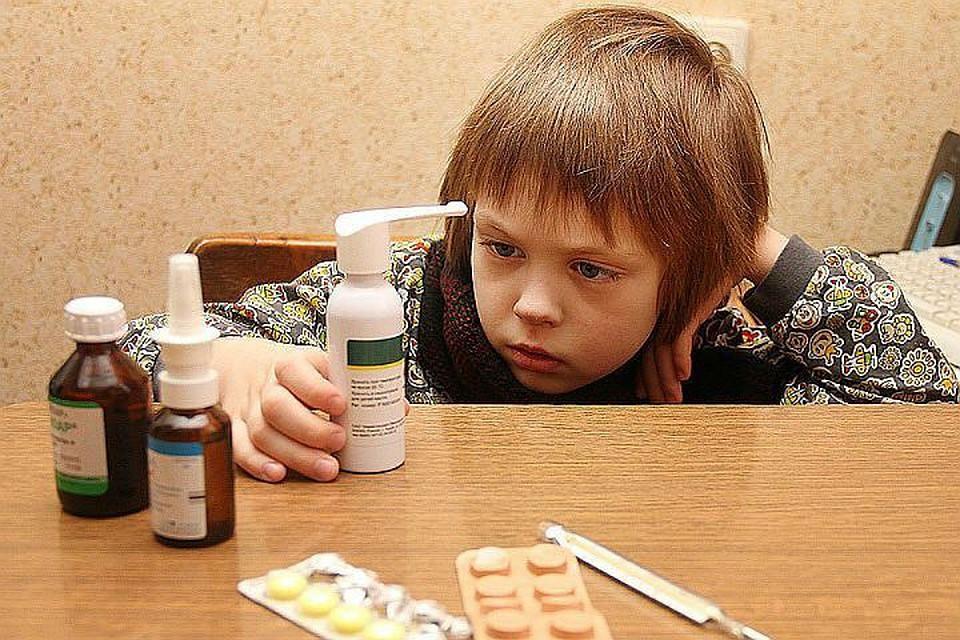 Количество заболевших ОРВИ вПриангарье возросло