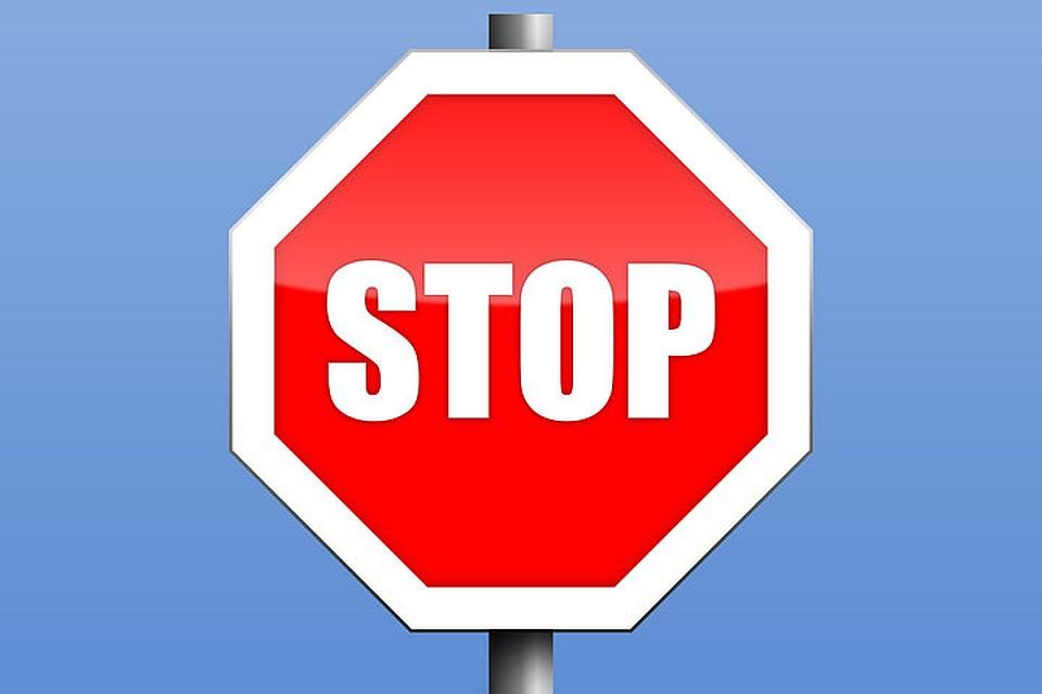 ВСмоленске наКрестовоздвиженском путепроводе установили новый дорожный знак