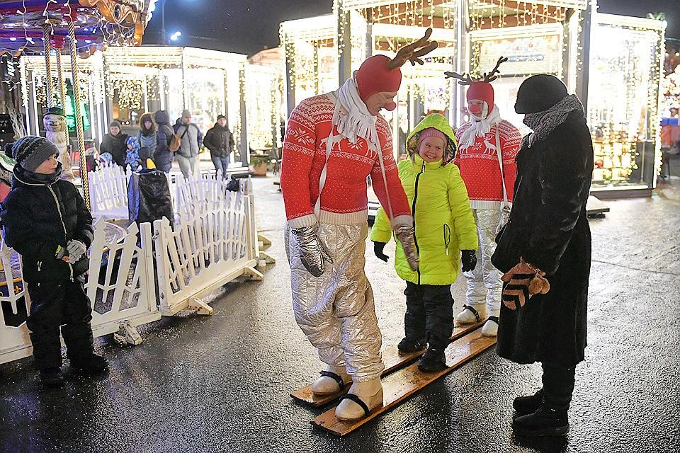 В российской столице 22декабря откроется фестиваль «Путешествие вРождество»