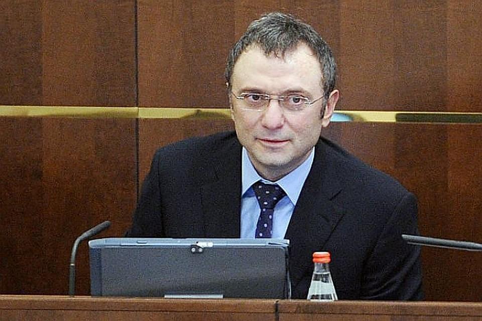 Песков: РФбудет продолжать работу позащите сенатора Керимова