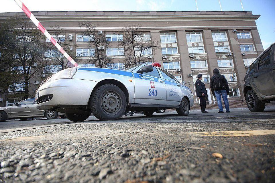 ВЧелябинске эвакуированы работники мэрии иофисного центра