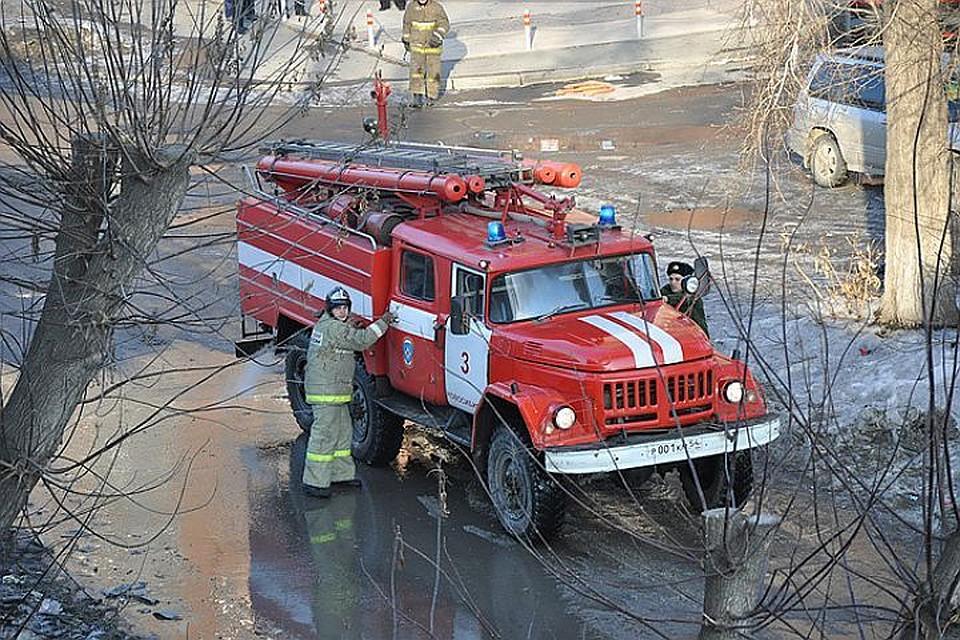 ТЦ «Фестиваль» наМаркса эвакуировали вНовосибирске