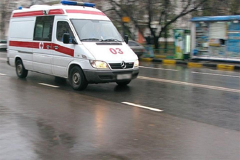 Автобус вНабережных Челнах сбил двоих молодых людей, один умер