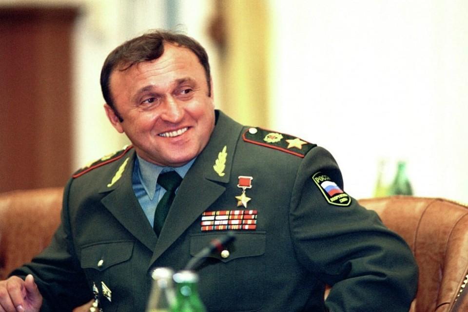 ВТуле могут установить мемориальную доску бывшему министру обороны Павлу Грачеву
