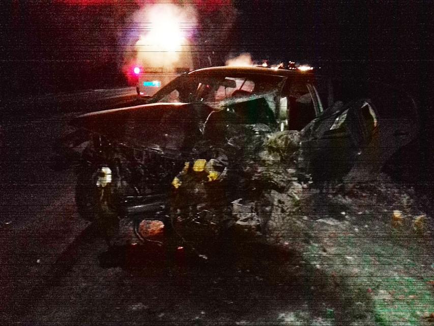 Один умер, двое пострадали в трагедии натрассе под Екатеринбургом
