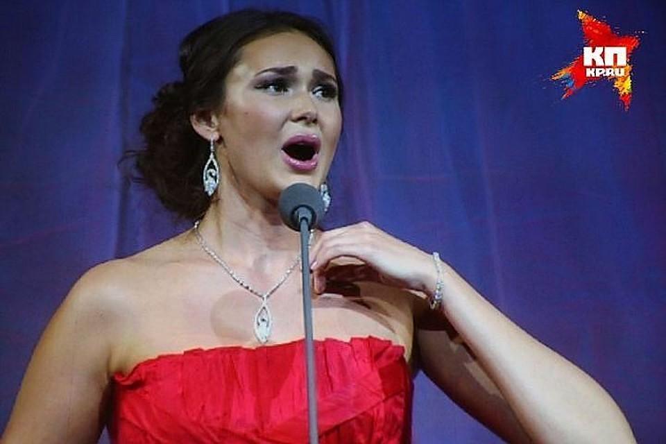 Татарстанская эстрадная певица Аида Гарифуллина номинирована на«Грэмми»