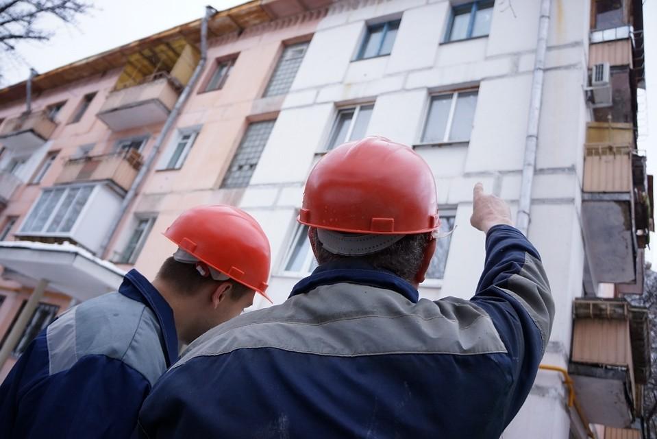 Строители сорвали сроки капремонта в 3-х домах Воронежа