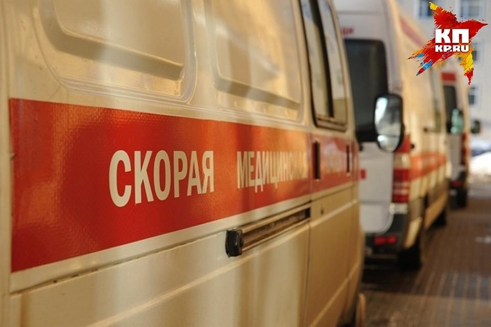 ВКонаковском районе «ГАЗель» сбила мужчину