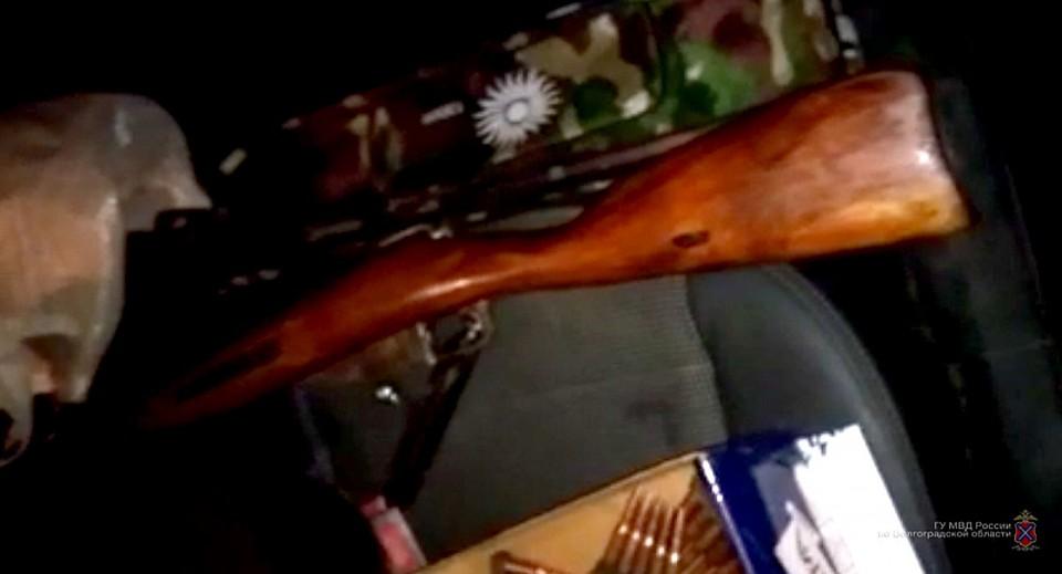 ВВолгоградской области отыскали поисковика, который присвоил себе важное оружие