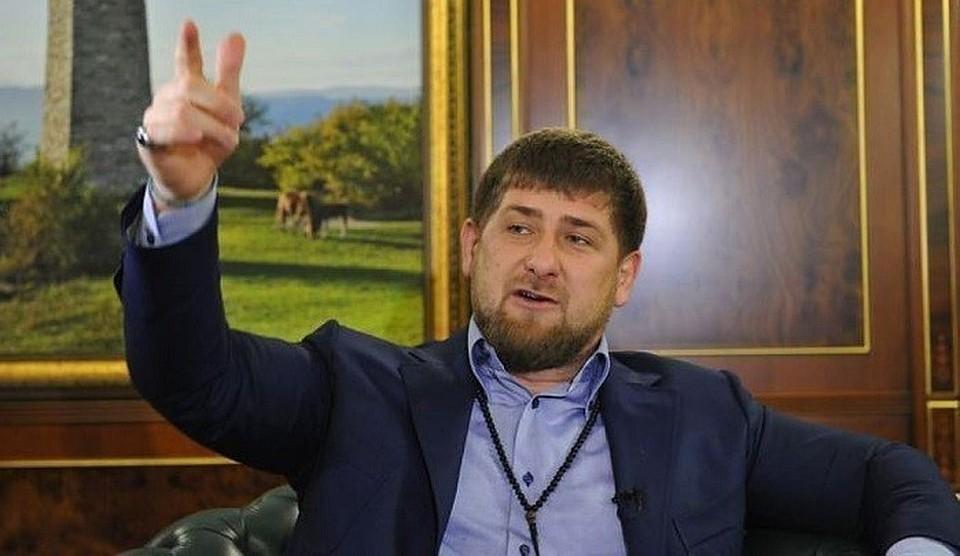 Кадыров: Спортсмены изЧечни невыступят под нейтральным флагом наОлимпиаде
