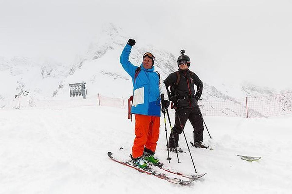 Единый ски-пасс заработает нагорнолыжных курортах Сочи доконца года