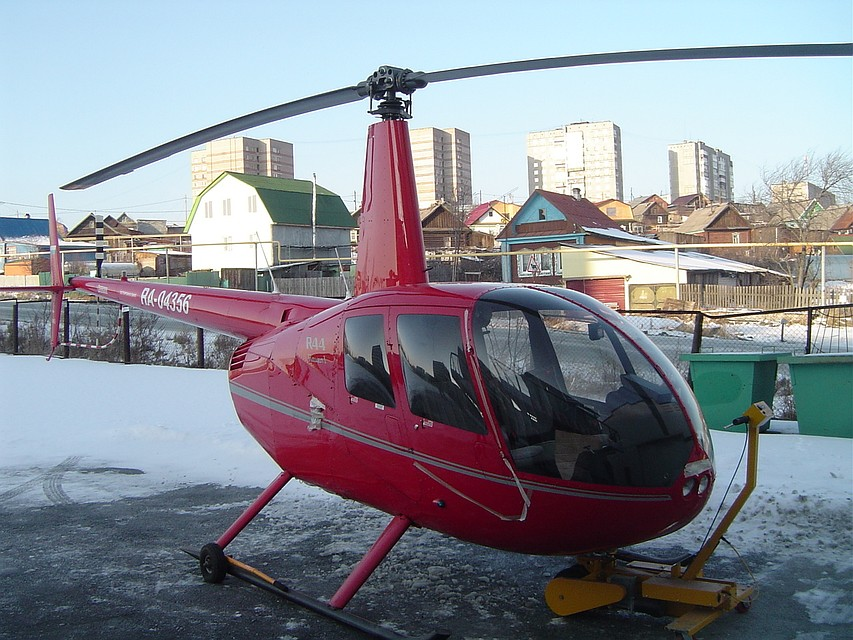 Завод вКачканаре лишился вертолёта из-за долгов по заработной плате