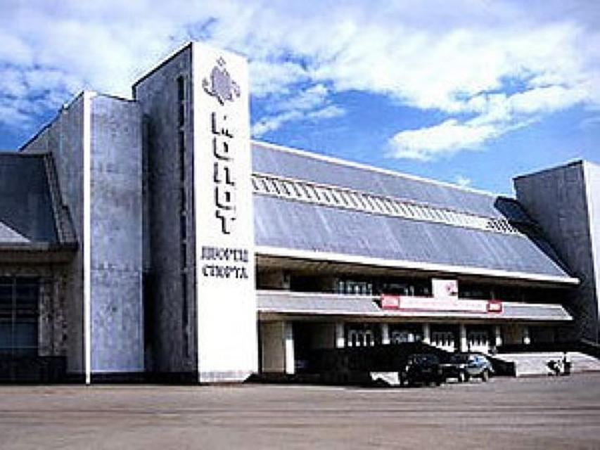 Власти Прикамья починят дворец спорта «Молот»