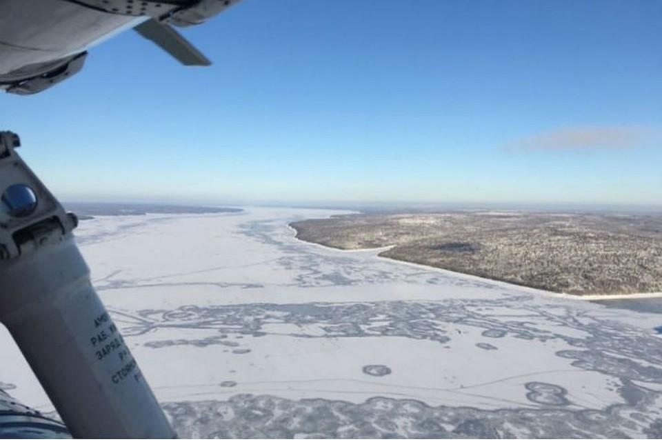 Уголовное дело возбуждено после крушения вертолета вИркутске