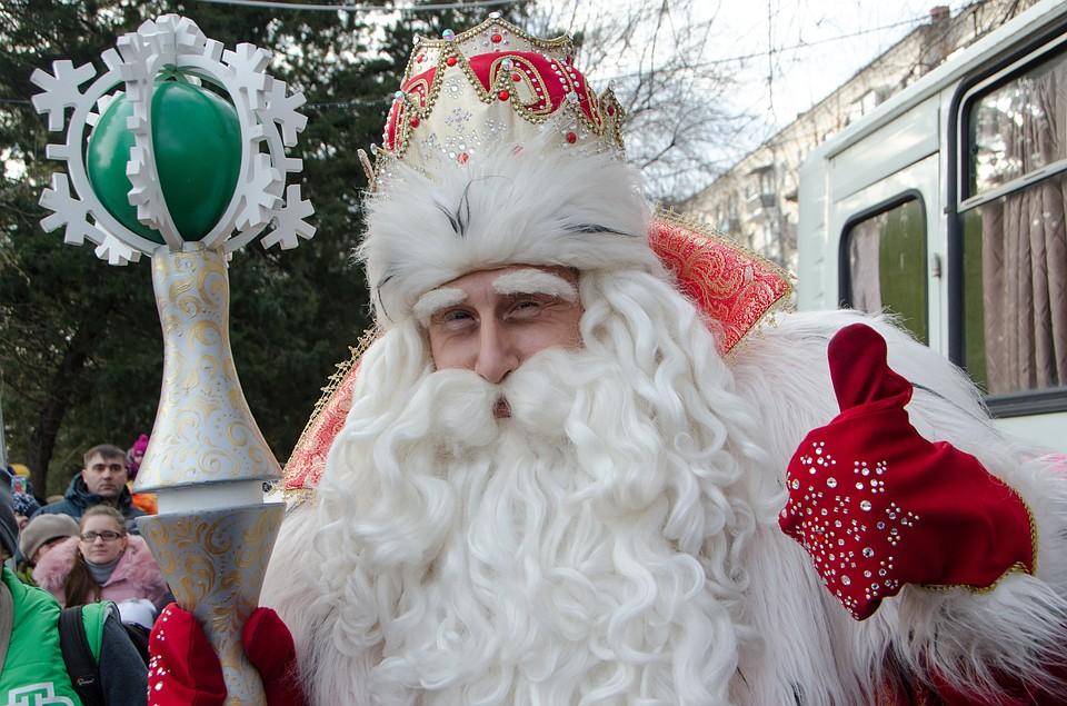 ВЛюберцах провели новогоднюю викторину наоткрытии резиденции Деда Мороза