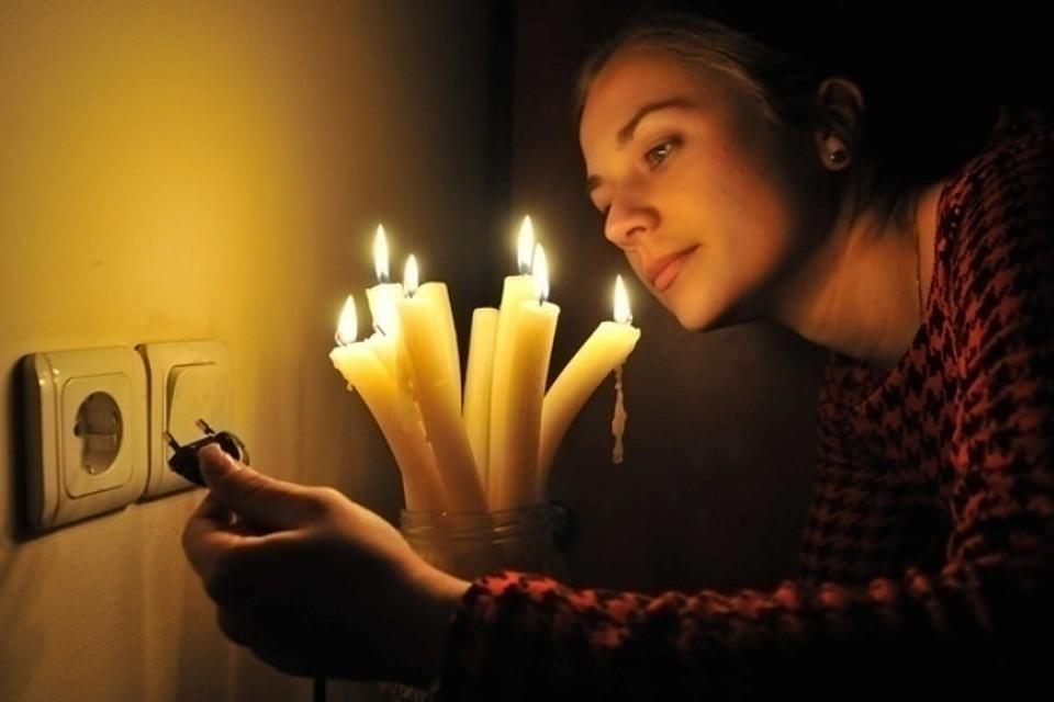 В 3-х районах Казани отключат свет