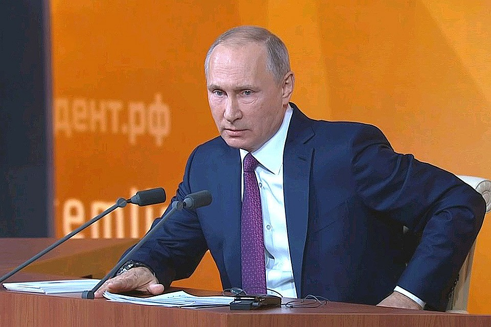 В.Путина попросили оценить справедливость налоговых льгот для обводненных месторождений