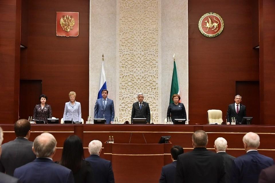 Охрана здания государственного совета РТобойдется в7 666 070 руб.