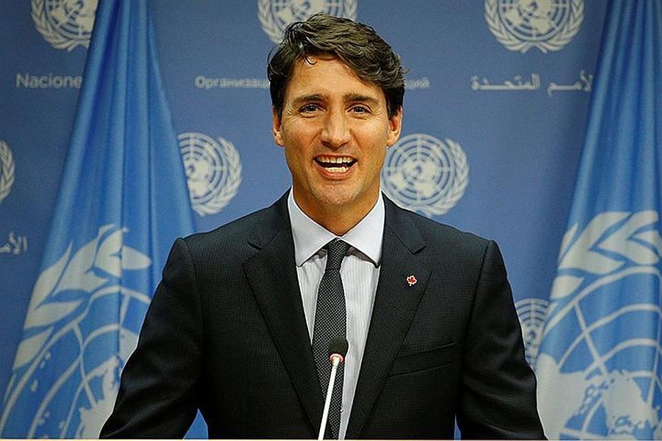 Премьер Канады нарушил закон вовремя рождественских каникул