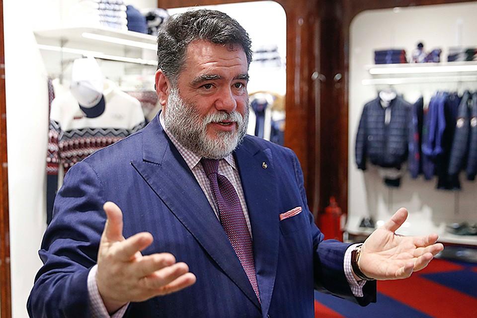 Куснирович попросит МОК неиспользовать бренд Bosco наИграх вПхёнчхане