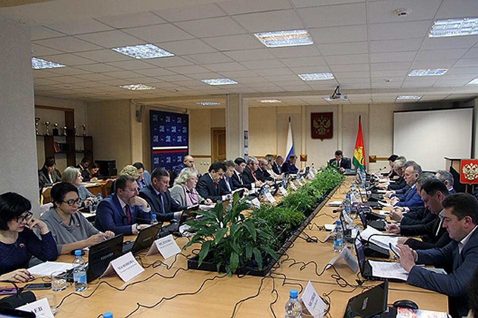 Бюджет Челябинской области на2018-2020 годы утвержден в финальной редакции