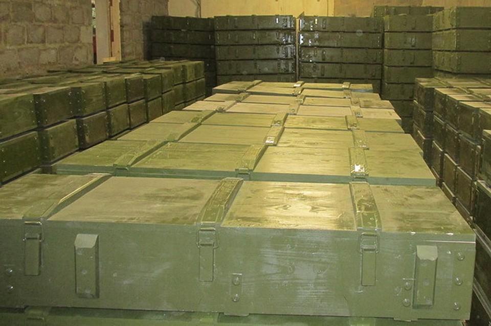 Заключенные изУдмуртии сделают 3 тыс деревянных ящиков для Минобороны РФ
