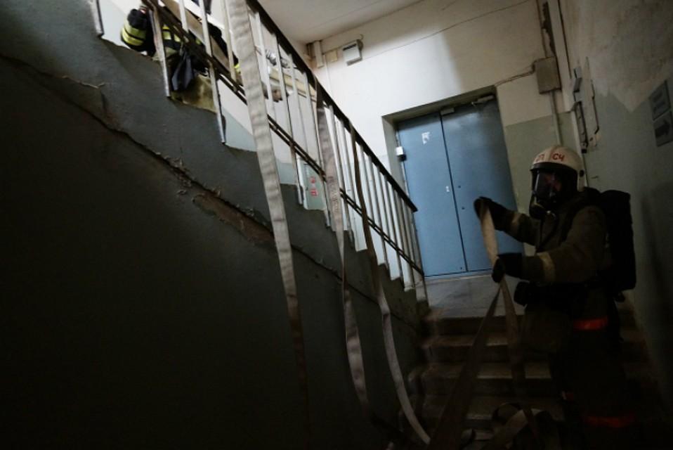 ВХабаровске ночью из-за утечки газа эвакуировали жильцов одиннадцатиэтажного дома