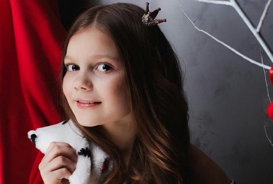 Молодая волгоградка завоевала титул «Маленькая мисс Вселенная»