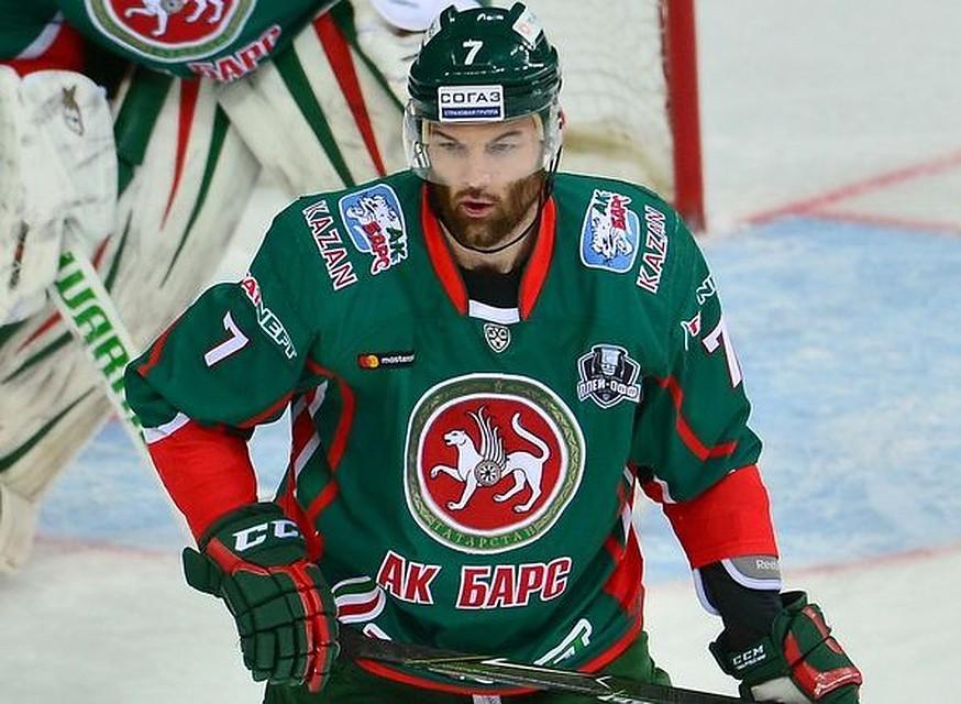 Захарчук покинул «АкБарс» после 9 сезонов вкоманде