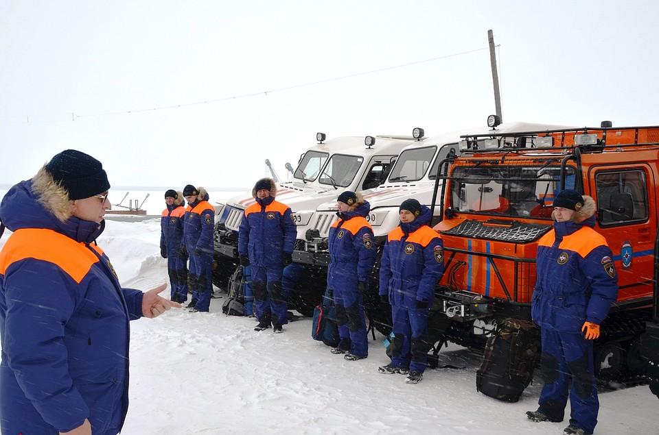 Пожарные испасатели Чечни несут службу врежиме повышенной готовности