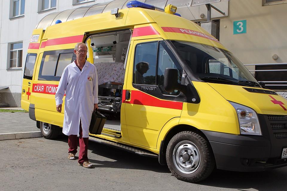 ВРостовскую области поступили 24 машины скорой помощи