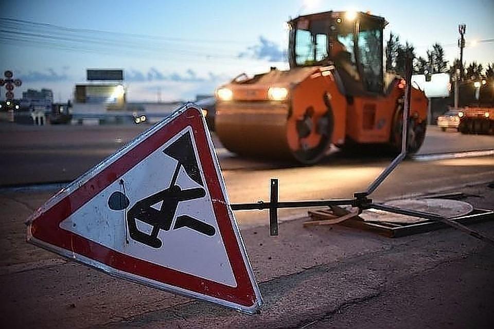 5 млрд потратит Смольный наремонт дорог в предстоящем году
